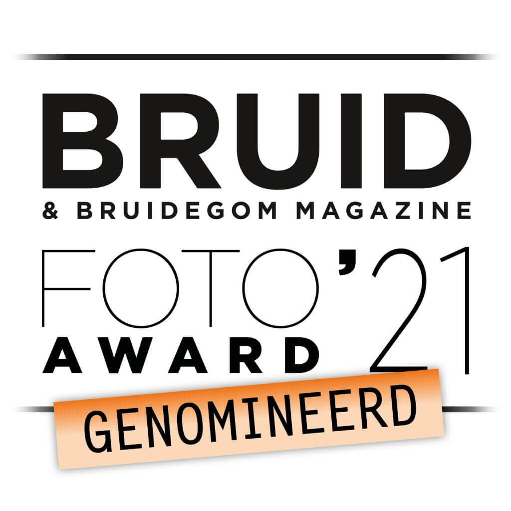 Logo BFA Genomineerd